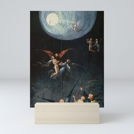 Hieronymus Bosch - Ascent of the Blessed Mini Art Print