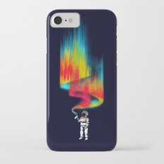 Space vandal iPhone 7 Slim Case