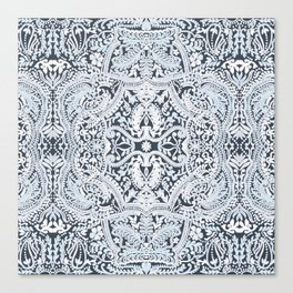 Decorative Lace Canvas Print