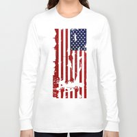 walking dead Long Sleeve T-shirts featuring walking dead by Molnár Roland