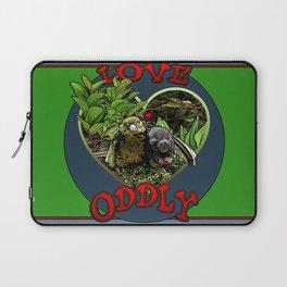 Love Oddly Laptop Sleeve