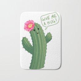 cognitive dissonance cactus Bath Mat