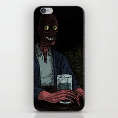 A stranger in the corner iPhone & iPod Skin