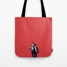 Over my dead body Tote Bag