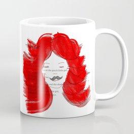 girl .0 Coffee Mug