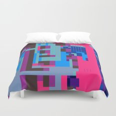 tcanvasmosh45 Duvet Cover