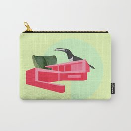 time is a cheat Carry-All Pouch