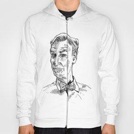 Bill Nye Portrait Hoody