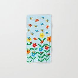 Meadow Hand & Bath Towel