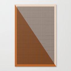 Farbe//Three Canvas Print