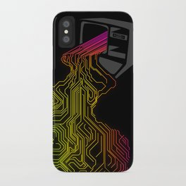 Digital Stream iPhone Case