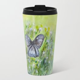 Cindy's Butterfly Travel Mug