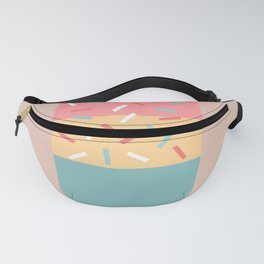 Popsicle (Peach) Fanny Pack