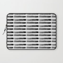 Stripes Pattern Abstract Watercolor Wall Art Print Wall Decor Striped Bedroom Decor Laptop Sleeve