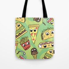 Snack Attack! Tote Bag