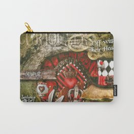 Queen of the Hearts Carry-All Pouch