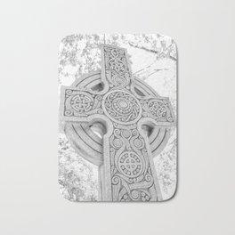 Celtic Cross Bath Mat