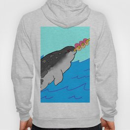Gnarly-whal Hoody