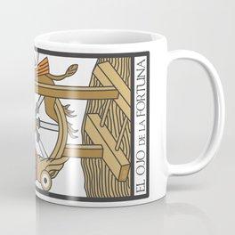 el ojo de la fortuna Coffee Mug