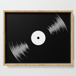 Vinyl Serving Tray