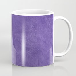 Ultra Violet Oil Pastel Color Accent Coffee Mug