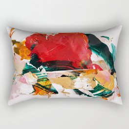 In the end Rectangular Pillow