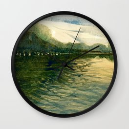 Lakeland Stillness Wall Clock