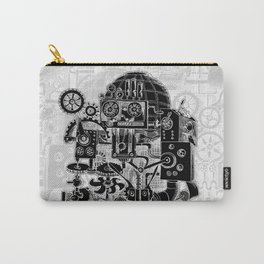 Hungry Gears (negative) Carry-All Pouch