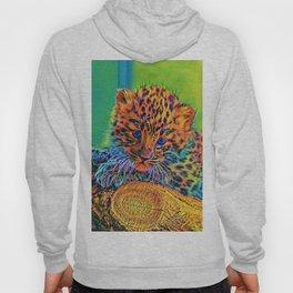AnimalColor Leopard 009 Hoody