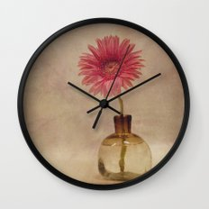 He Loves Me Wall Clock