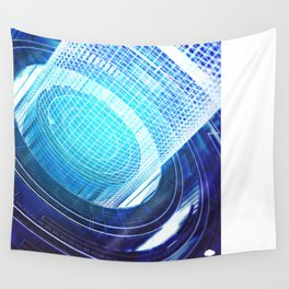 Transmit Wall Tapestry
