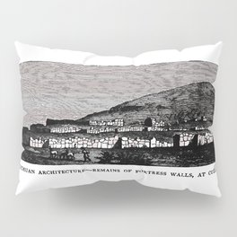 Fortress Walls Pillow Sham