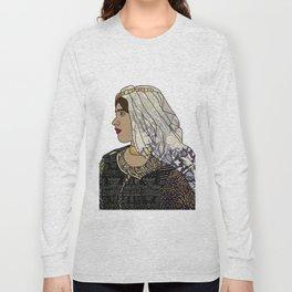 No Ban No Wall   Art Series - The Jewish Diaspora 003 Long Sleeve T-shirt