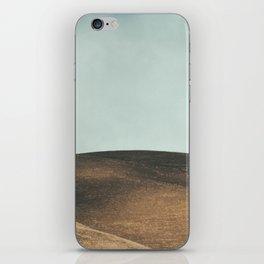 Still Hills iPhone Skin