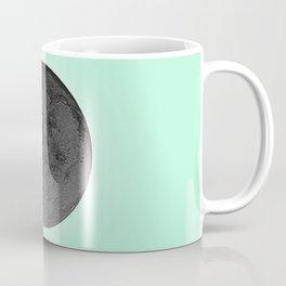 BLACK MOON + TEAL SKY Coffee Mug