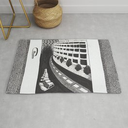 Architecture Stories Rug