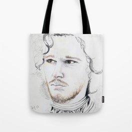 11. Snow Tote Bag