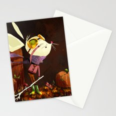 Autumn Mouse Stationery Cards