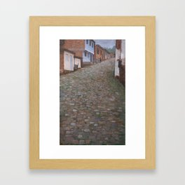 Pipas Framed Art Print