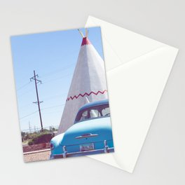 Sleep at the Wigwam, No. 2 Stationery Cards