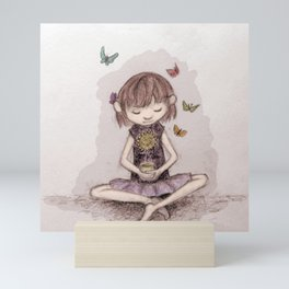 Cup of Tea Mini Art Print