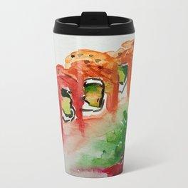 Raw Metal Travel Mug