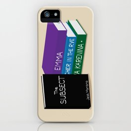 Jess & Rory iPhone Case