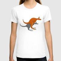 kangaroo T-shirts featuring Kangaroo by mailboxdisco