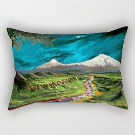 Our River Rectangular Pillow