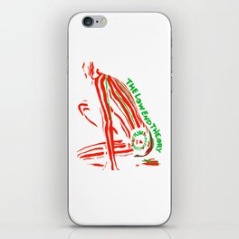 A Tribe Called Quest The Low End Theory iPhone Skin