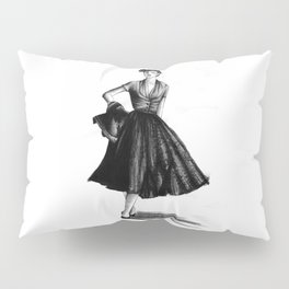 Fashion 1950 Pillow Sham