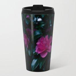 Dark flowers I Travel Mug