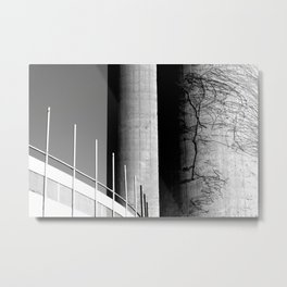 tower64tower Metal Print