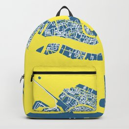 VENICE City Map   Italy   Blue   More Colors, Review My Collections Backpack